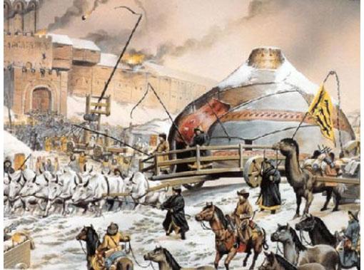 History of Yurts 1