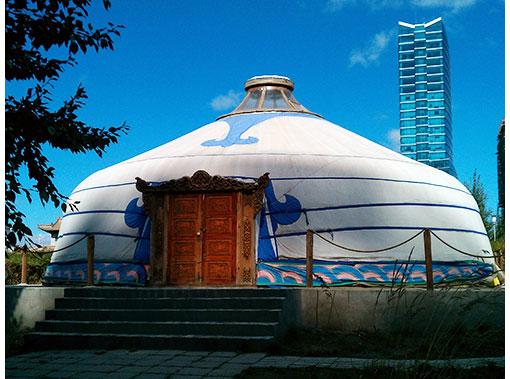History of Yurts 2