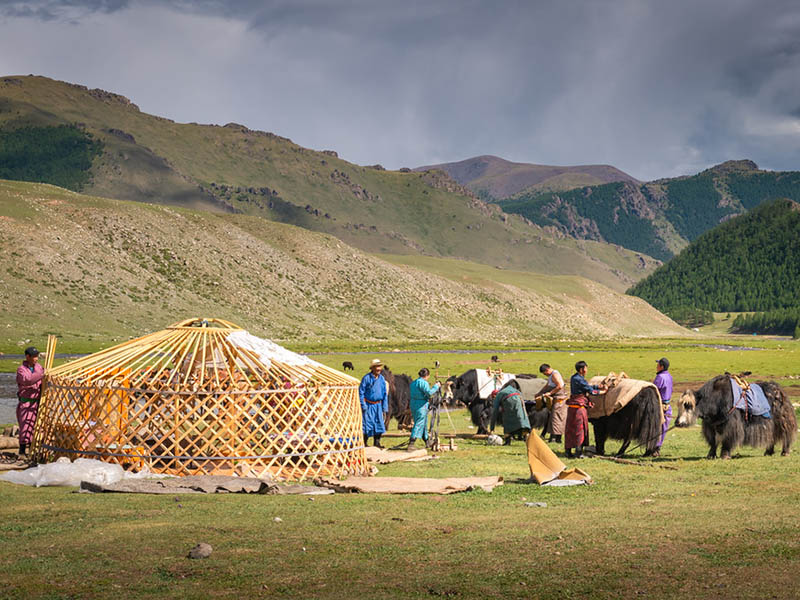 What is a Yurt? 1