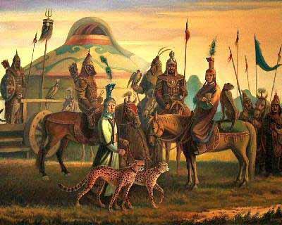 History of Yurts 5