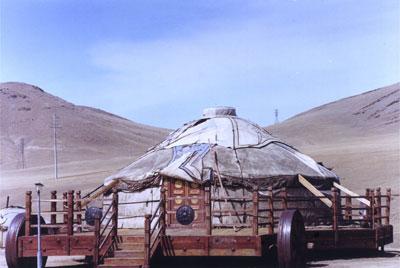 History of Yurts 6