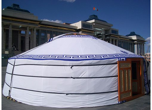 Ger_Sukhbaatar_Square